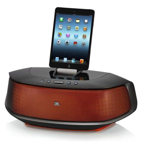 Speaker Jbl On Beat Mini jbl onbeat rumble bluetooth dock speaker gadgetsin
