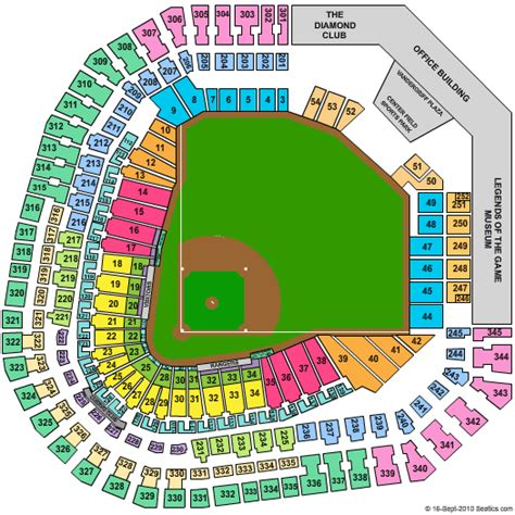texas rangers seat map texas rangers stadium seating chart with rows pictures to pin on pinsdaddy