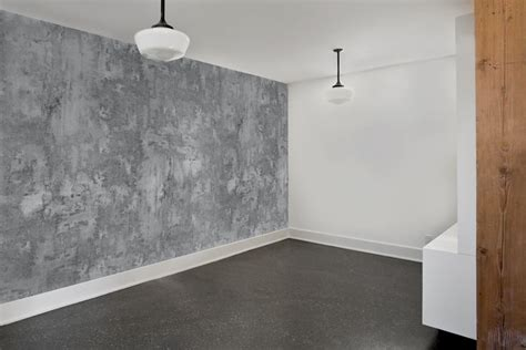 rollout new materialism wall covering basement ideas