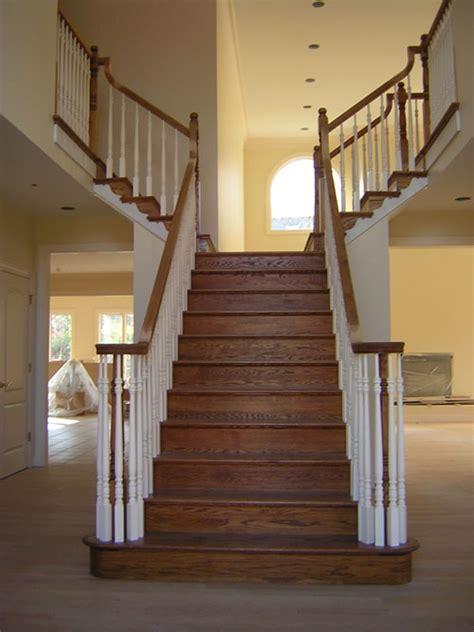 tangga rumah jenis  contoh gambar tangga model