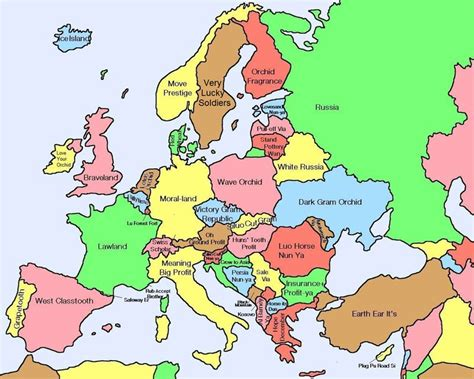 map with country names of europe 40 maps that will help you make sense of the world