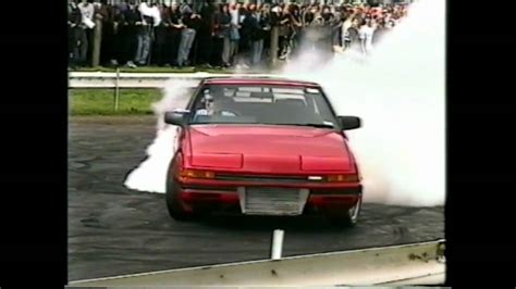 mazda 3 canberra mazda hb cosmo burnout at rotary nats canberra 1998