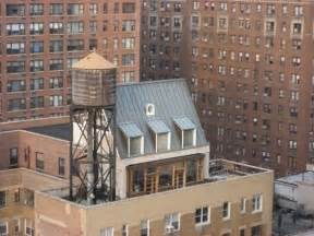 9 houses on top of apartment buildings in nyc