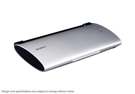 Tablet Sony S2 image gallery sony s2