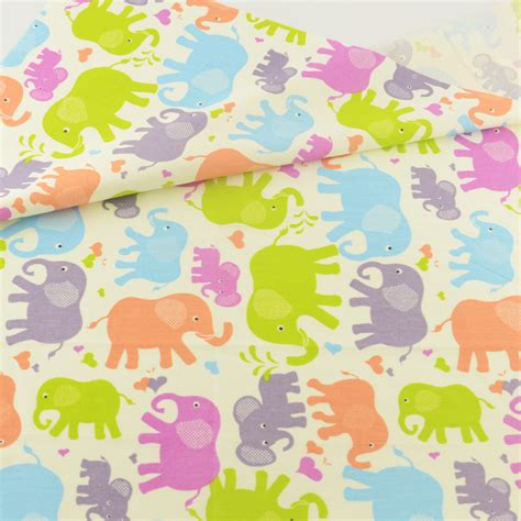 Elephant Patchwork Fabric - fabric elephant promotion shop for promotional fabric