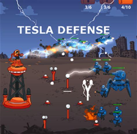 Tesla Teleforce Tesla Defense Walkthrough Tips Review