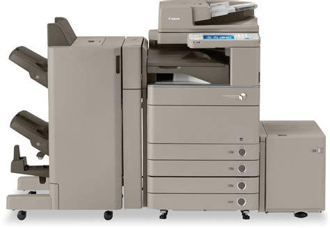 color copiers canon imagerunner advance c5250 color copier canon