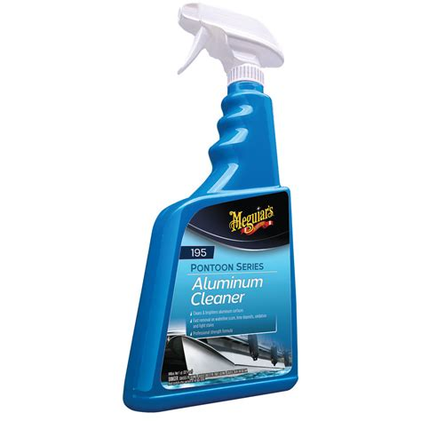 aluminium boat cleaning products meguiar s pontoon and aluminum cleaner marine screens