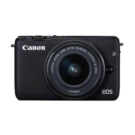 Jual Canon Eos M10 jual canon eos m10 kit ef m15 45mm kamera mirrorless