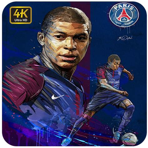 kylian mbappé quotes download psg hd wallpapers google play softwares