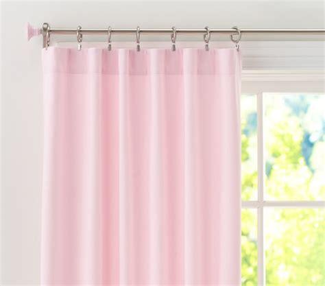 pottery barn pink curtains blackout curtain liner pottery barn curtain menzilperde net