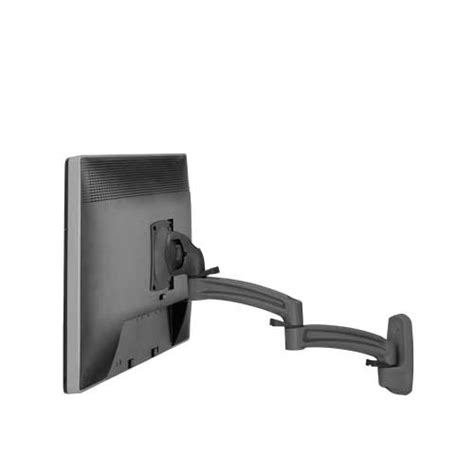 swing arm for monitor chief k2w120b kontour k2w wall mount swing arm single monitor