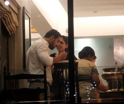 john abraham house photos exclusive john abraham spotted with his wife