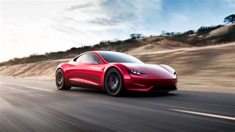 Where Is Tesla Car Made Tesla S New Second Generation Roadster Will Be The