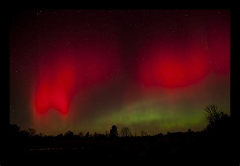 lights in ohio northern lights in ohio flickr photo