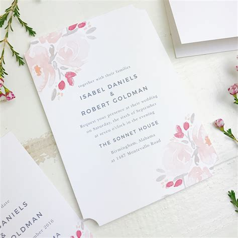 Where To Buy Wedding Invitations by Most Stylish Wedding Invitation Cards To Buy Best Designs