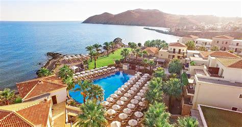 Mediterranean Style Restaurant - grecotel club marine palace amp suites panormo crete