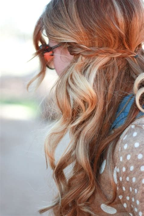 Hairstyles For Weather by 6 Hairstyles For Springtime Glam Radar