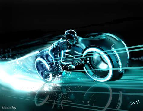 Tron Legacy Motorrad by Tron Legacy Light Bike A Science Fiction Speedpaint