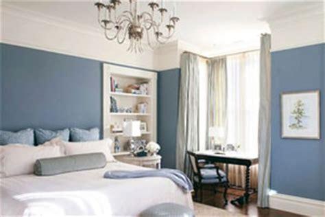 pareti azzurre da letto arredare facile rinnovare cambiando i colori delle pareti