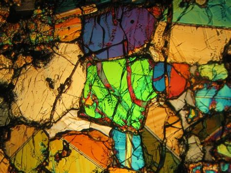 Thin Section Minerals by Minerals In Thin Section The Microscope