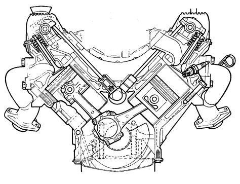 v8 engine diagram v8 engine exploded view diagram car v8 free engine image