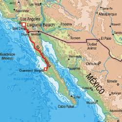 tour tk on the road cycle touring usa mexico