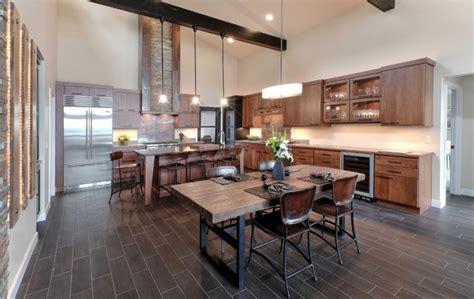 modern rustic kitchen design 60 kitchen designs ideas design trends premium psd