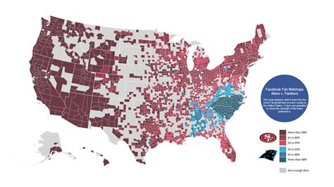 nfl division playoff  fan maps business insider