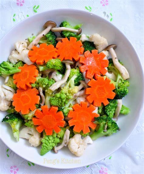 7 vegetables cny peng s kitchen cny 2015 吉祥蔬菜 auspicious vegetables