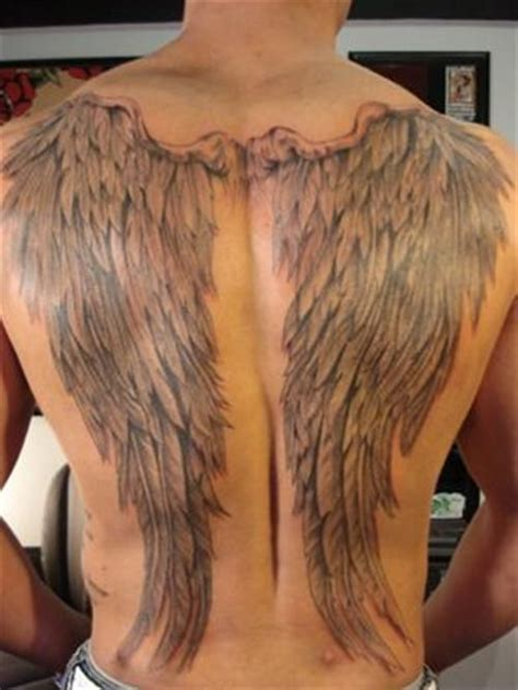angle tattoos for men 17 best ideas about wing tattoos on wing