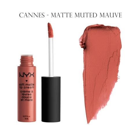 Diskon Nyx Soft Matte Lip Cannes 100 Original nyx soft matte lip cannes
