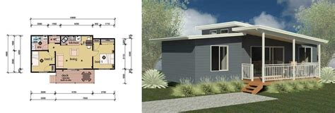 7 X 10 Bathroom Floor Plans The Williams Smart Pod Cabin Parkwood Homes