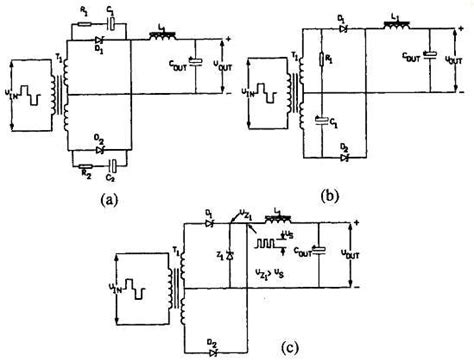 rectifier diode snubber circuit the line switchmode power supplies part 2