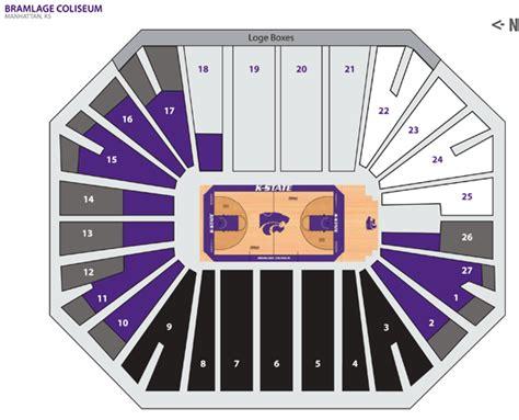 kansas state university  ticket office seating