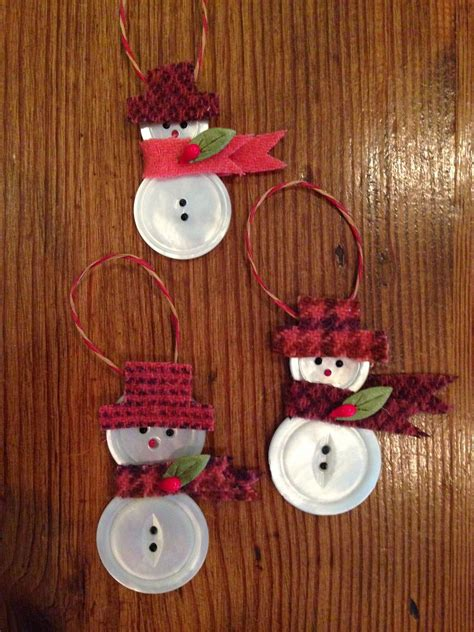 knitionary button snowmen a tutorial pinteres