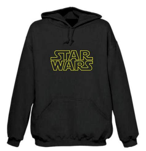 Hoodie Starwars buy wars sweatshirt orange cheap