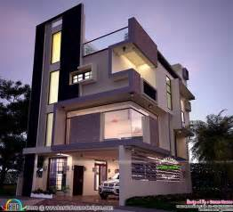 modern home plans with photos january 2016 kerala home design and floor plans