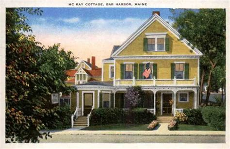 bar harbor cottage cottages of bar harbor hancock county maine