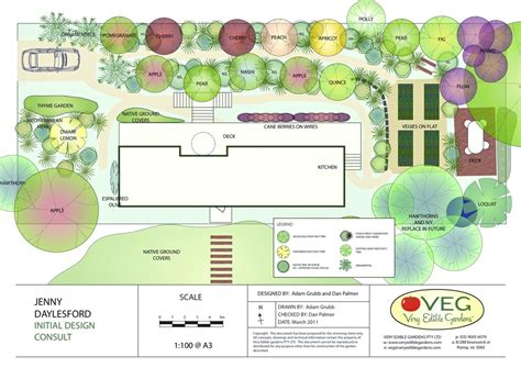 permaculture vegetable garden layout funky permaculture designs by veg