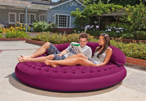 inflatable sofa australia intex ultra daybed inflatable lounge chair at mighty
