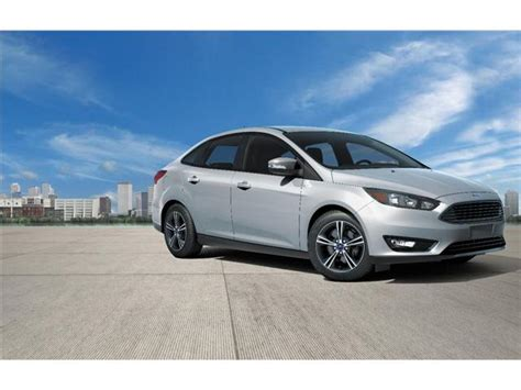 all new ford focus 2018 2018 ford focus prices reviews and pictures u s news