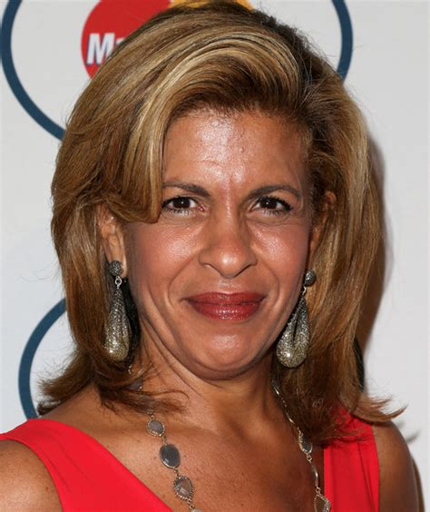hoda kotb hairstyle pictures hoda hair style pin by gail antwine on hair pinterest