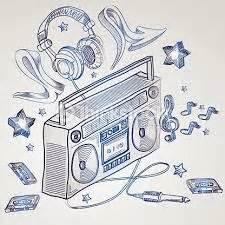 imagenes a lapiz musica dibujos de notas musicales a lapiz buscar con google