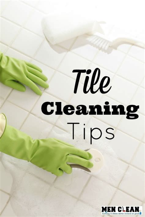Grout Cleaning Tips Tile Cleaning Tips Menclean