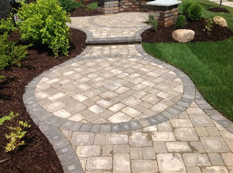 decorative stones home depot nice curved pavers home depot for natural garden decor