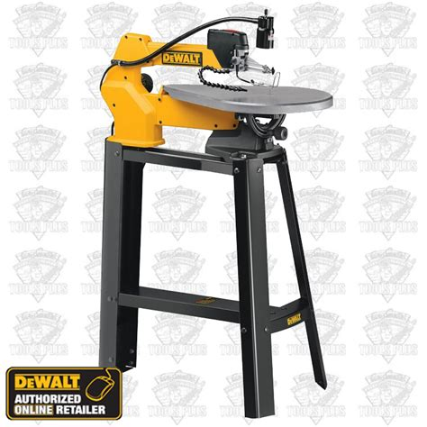Dewalt Dw788ls 20 Quot Variable Speed Scroll Saw Light