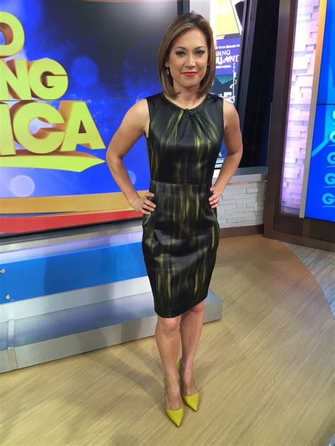 good morning america ginger zee dress 16 best ginger outfit images on pinterest sexiest women