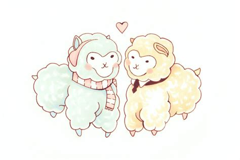 cute alpaca s by ishiart on deviantart