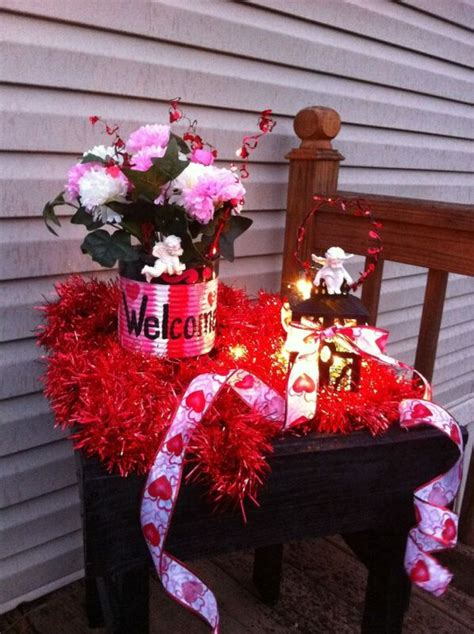 outdoor valentines decorations ideas decoration love